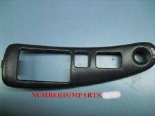 97-03 Pontiac grand Prix LH Master Window switch bezel 10420343