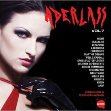 ADERLASS vol.7 - 2 CD (Diary, Lacrimosa, rompighiaccio, Nachtmahr, Nitzer Ebb)