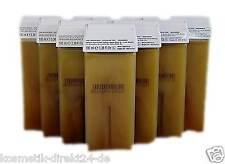 Wachspatronen Honig GOLD für Depilation Wachsstation Vliesstreifen Waxingset
