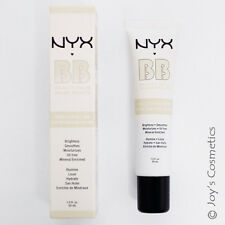 "1 NYX BB Cream "" BBCR01 - Nude "" (Oil Free & Mineral Enriched) Joy's cosmetics"