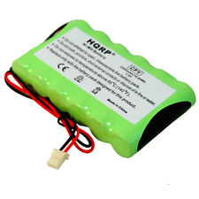 HQRP Battery for ADEMCO LYNX & ADT Replaces WALYNX-RCHB-SC