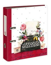 *Silke Leffler*Sammelordner*Schreibmaschine*Din A4*9,8cm*