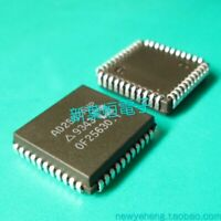 1PCS AD2S90AP Low Cost,Complete 12-Bit Resolver-to-Digital Converter PLCC20