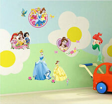 Disney Snow White Princess Removable Wall Sticker Decal Kids Room Nursery Decor