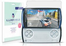iLLumiShield Anti-Glare Screen Protector 3x for Sony Ericsson Xperia PLAY 4G