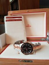 Omega Seamaster 300 Men's Two Colour Bracelet Watch