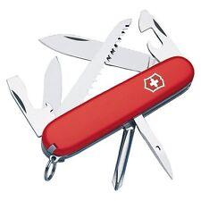 NEW SWISS ARMY 53831 RED HIKER VICTORINOX MULTI TOOL KNIFE SALE