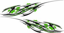 """Boat Car Truck Trailer Vehicle Wrap Graphics Decal Vinyl Stickers 2- 50"""" X 13"""""""
