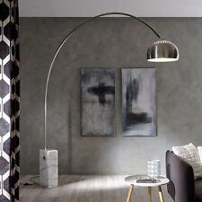 Luumos la lampada ad arco da terra con base in marmo