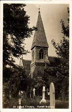 Friern Barnet. St James' Church.