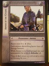 Lord of the Rings CCG Shadows 11U55 Armor of the Citadel X2 LOTR TCG
