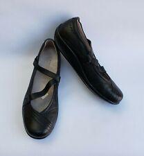 Aravon Shoes Black Mary Janes Walking Comfort Lucie WEL03BK Womens Size 8.5 B