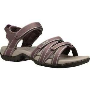 Teva Tirra Plum Truffle Multi-Purpose Sandals for Women Comfort To the Adventure