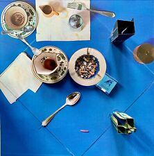 fluxus Nouveau réallisme Daniel SPOERRI, EAT ART POP UP TABLE Ars Viva Editions