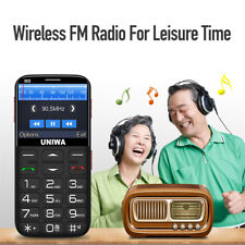 Senior Old People Mobile Phone Big Buttons Phone Emergency 3G WCDMA GSM SOS