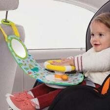 Taf Toys Car Wheel Toy Attachable Steering Gear Mirror Travel Child Play