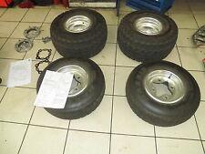 Suzuki LTZ 400 Tire set Wheel rim set Rims Tires 21 x 7.00-10 20x11-9