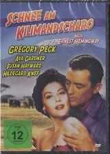 Schnee am Kilimandscharo - DVD Neu & OVP Deutsche Version
