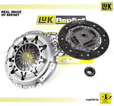 LuK CLUTCH KIT CITROEN BERLINGO C3 C4 DISPATCH 207 308 PARTNER 1.6 HDI 624321800