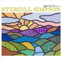 SIMPSON, STURGILL - HIGH TOP MOUNTAIN NEW VINYL RECORD