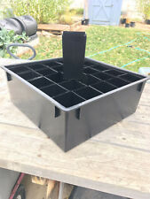 "Twenty-five 5.5"" Mini Tree Pots with tray"