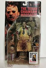 TEXAS CHAINSAW MASSACRE MOVIE LEATHERFACE ACTION FIGURE BLOODY VARIANT MCFARLANE