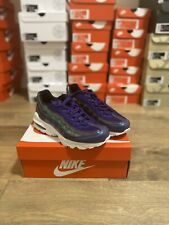 Nike Air Max 95 (GS) Athletic Sneakers Purple Pink Green Youth Size 5.5
