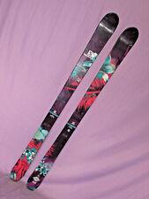 New listing Salomon Lux Q-88 women's all mountain skis w/ Utility Rocker 159cm no bindings ~