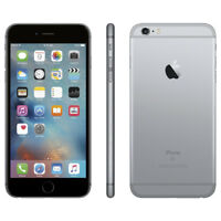 Apple iPhone 6S Plus 64GB SIM Free Unlocked iOS Smartphone - Space Grey