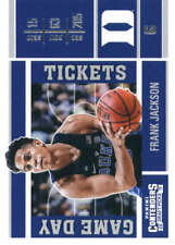 Frank Jackson 2017-18 Panini Contenders Draft Picks Game Day Tickets #22