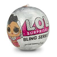 LOL Surprise Bling Series Doll Silver L.O.L. Surprise! Bling Big Sister Ball