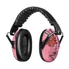 Mossy Oak Lula Women Shooting Muffs Pink Ear Protection Hearing Gun Range Shoot