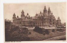 Glasgow, The Art Galleries Postcard, B112
