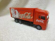 COCA COLA COKE MAN CAB OVER TRUCK HO 1:87 SCALE