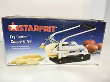 Starfrit Fry Cutter Stainless Steel Non-Slip 25 Hole Blade Kitchen Tool Aid