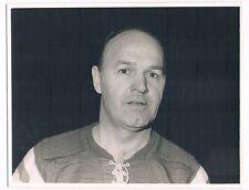 Original Quebec Aces Hockey Armand Gaudreault Photo