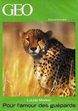 GEO - Pour l'amour des guépards - DVD