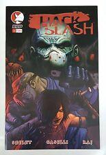 Hack/Slash  #1 Devils Due DDP 2004 1st Cassie and Vlad Cassandra 1st print  VF
