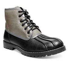 Madden Cornel Men's Lace-Up Boots Black/Grey Size 7 M
