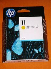 CARTUCHO ORIGINAL TINTA  HP 11 YELLOW PARA IMPRESORA HP BUSINESS INKJET