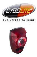 Cygolite Hotshot PRO 150 Rear Bike Safety Light USB Rechargeable Red LED