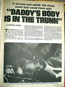 TRUE DETECTIVE Magazine  January 1983 True Crime SEE Story  Photos