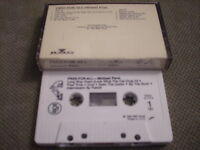 RARE ADV PROMO Michael Penn CASSETTE TAPE Free-For-All PRINCE Squeeze Knitters !