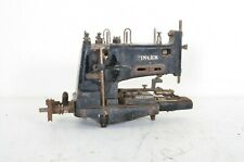 Singer Industrial Sewing Machine Model 175-60 Button Sewer Tacker Tacking As Is