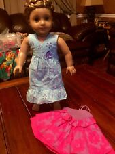 Kanani 2011 American Girl Doll of the Year (retired), Original 2 Outfits.