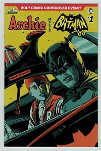 Archie Meets Batman '66 # 1 2 3 4 5 6 complete set DC & Archie Comics 2018