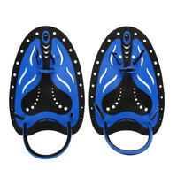 1Pair Swimming Diving Hand Fins Paddles Webbed Training Fin Scuba Glove