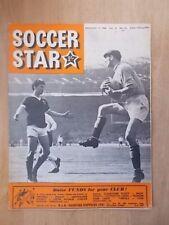SOCCER STAR - FOOTBALL MAGAZINE SEPTEMBER 11th 1964 CHELSEA