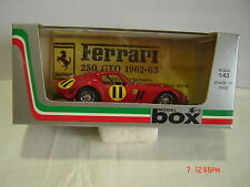Ferrari 275 GTB/4 Spyder scale 1:43  in box new