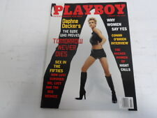 PLAYBOY FEBRUARY 1998 JULI ASHTON DORIA JULIA SCHULTZ DAPHNE DECKERS (547)